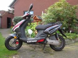 Keeway RY8 25 km/h